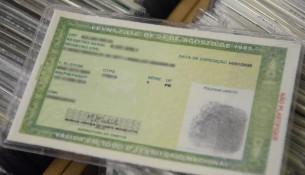 Setor de Identificação realiza carteiras de identidade apenas com urgência comprovada