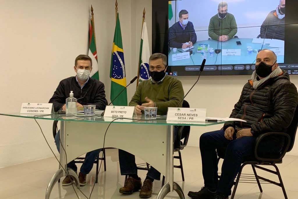 Saúde do Paraná apresenta projeto de reforço à saúde mental no contexto da pandemia