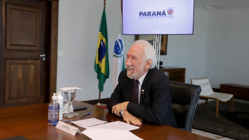 Estado reforça compromisso com as cooperativas, que investirão R$ 30,3 bilhões no Paraná até 2026