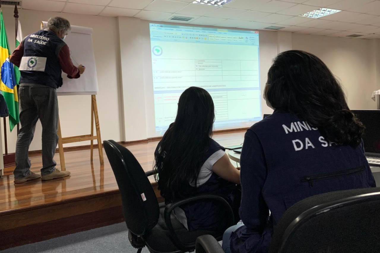Força-tarefa começa a coletar informações nos municípios na investigação sobre a variante delta