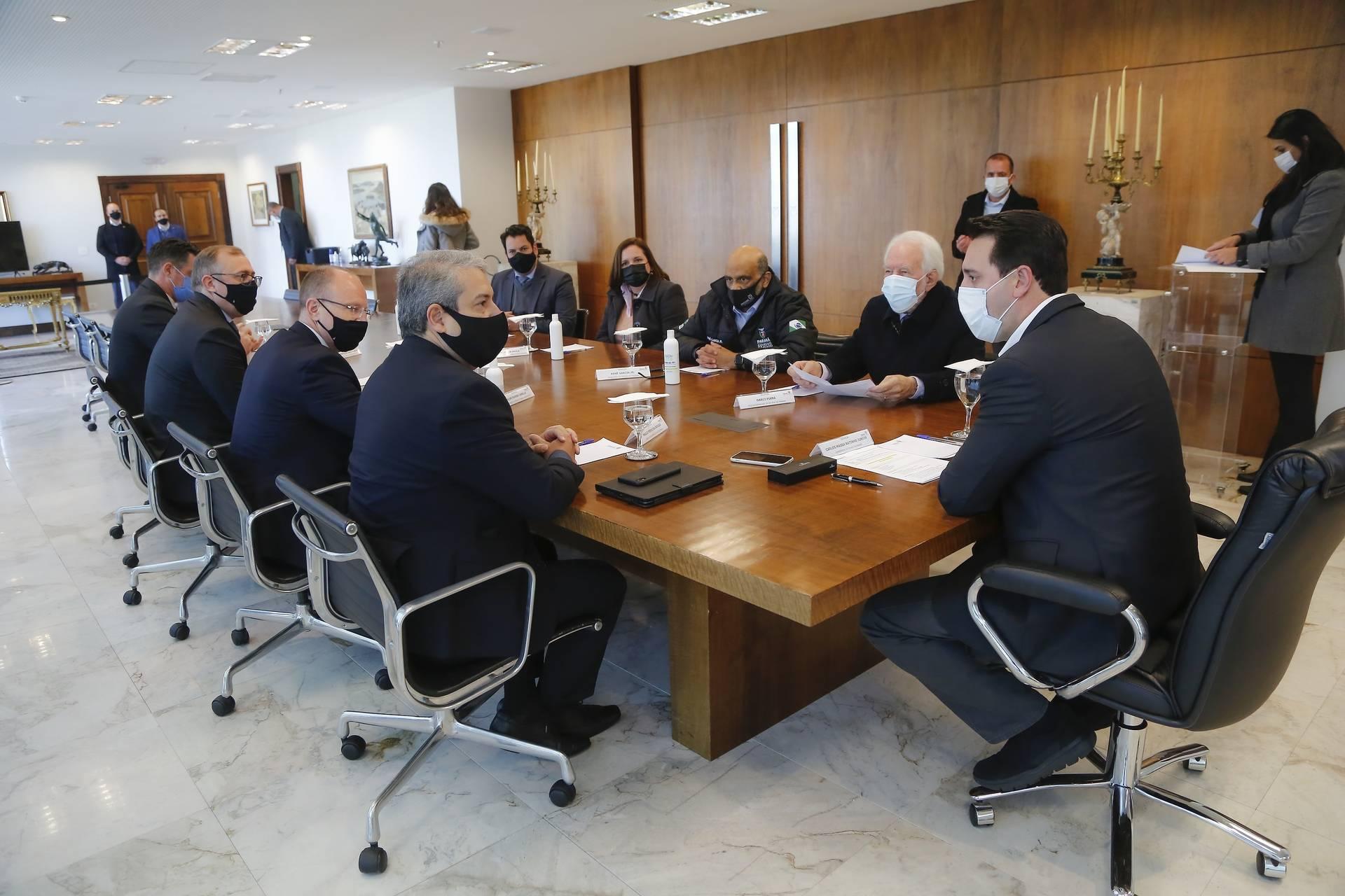 Em operação com Banco do Brasil, Estado liquida dívida com a Copel; economia é de R$ 80 milhões