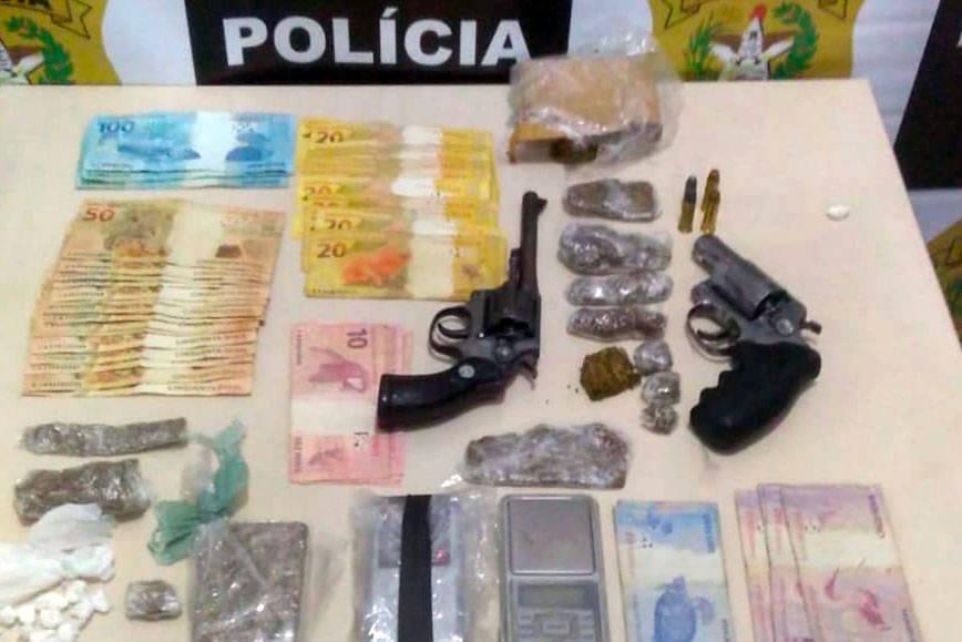 Em 12 dias, operação da PM cumpre mais de 200 mandados de prisão em todo o Paraná