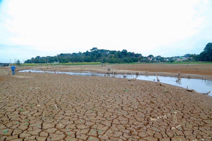 Chuvas de junho ficam abaixo da média histórica em quase todo o Paraná
