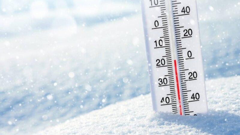 Massa de ar polar traz para região temperaturas baixas