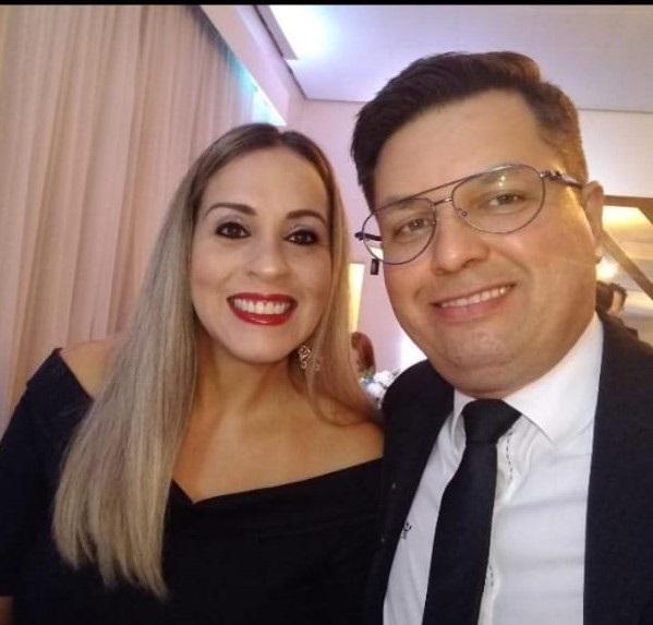 Silvana e Ricardo Alexandre Dias