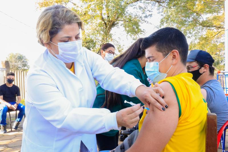 705 novas doses da vacina são aguardadas em Tibagi
