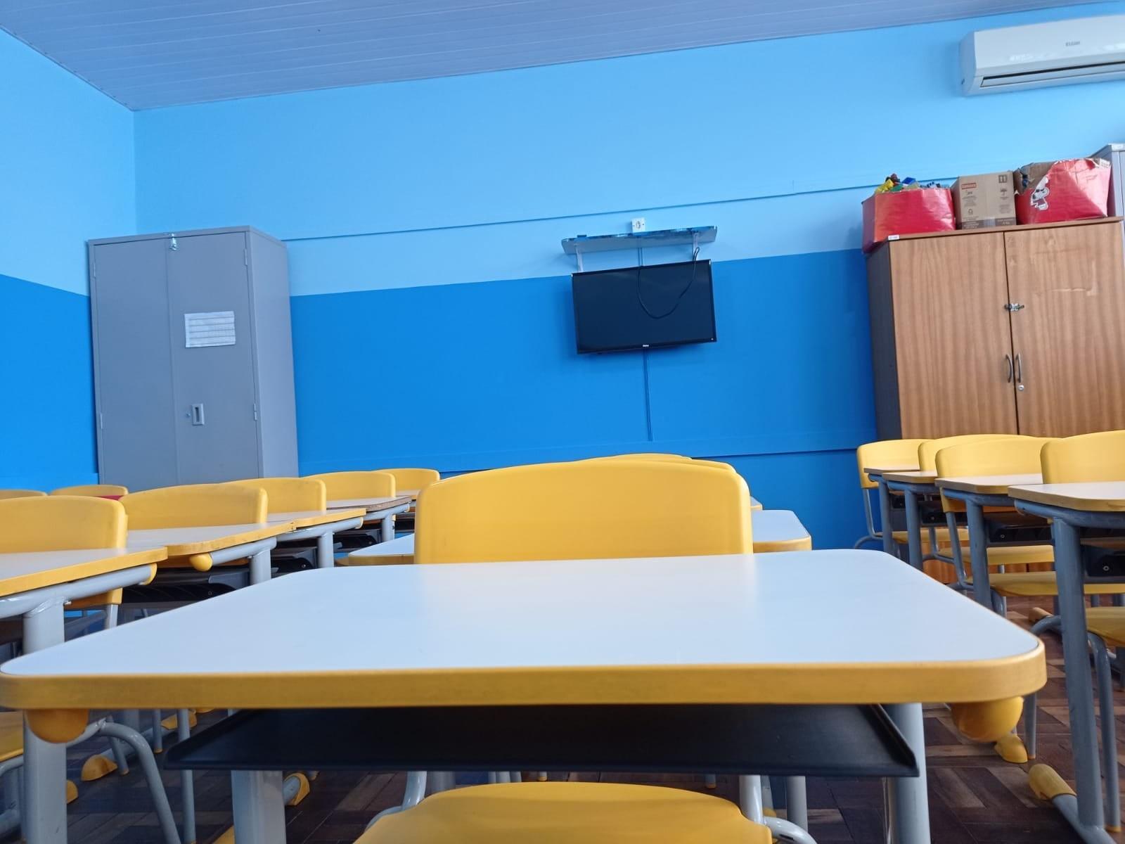 Avaliação define condições de retorno a volta às aulas em Carambeí