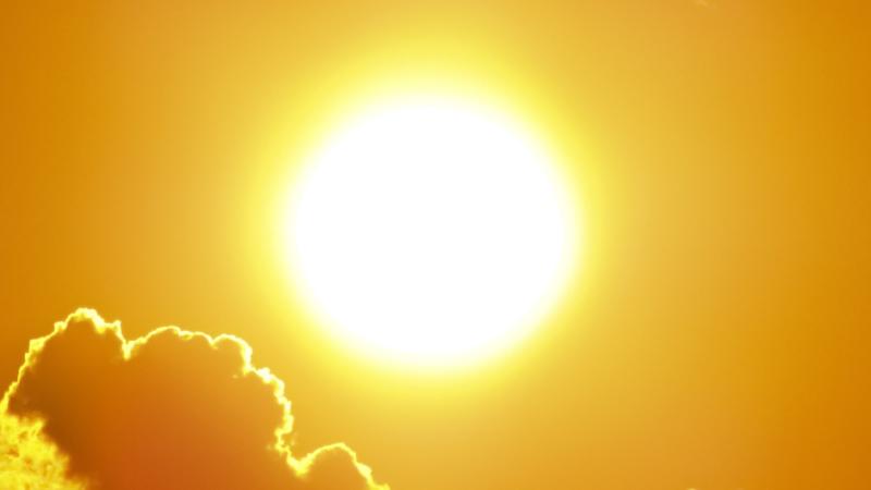 Temperaturas altas marcam último mês de inverno na região