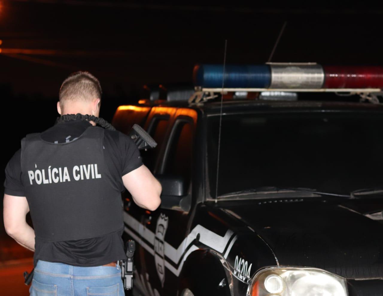Dois foragidos de Castro são presos em estados vizinhos