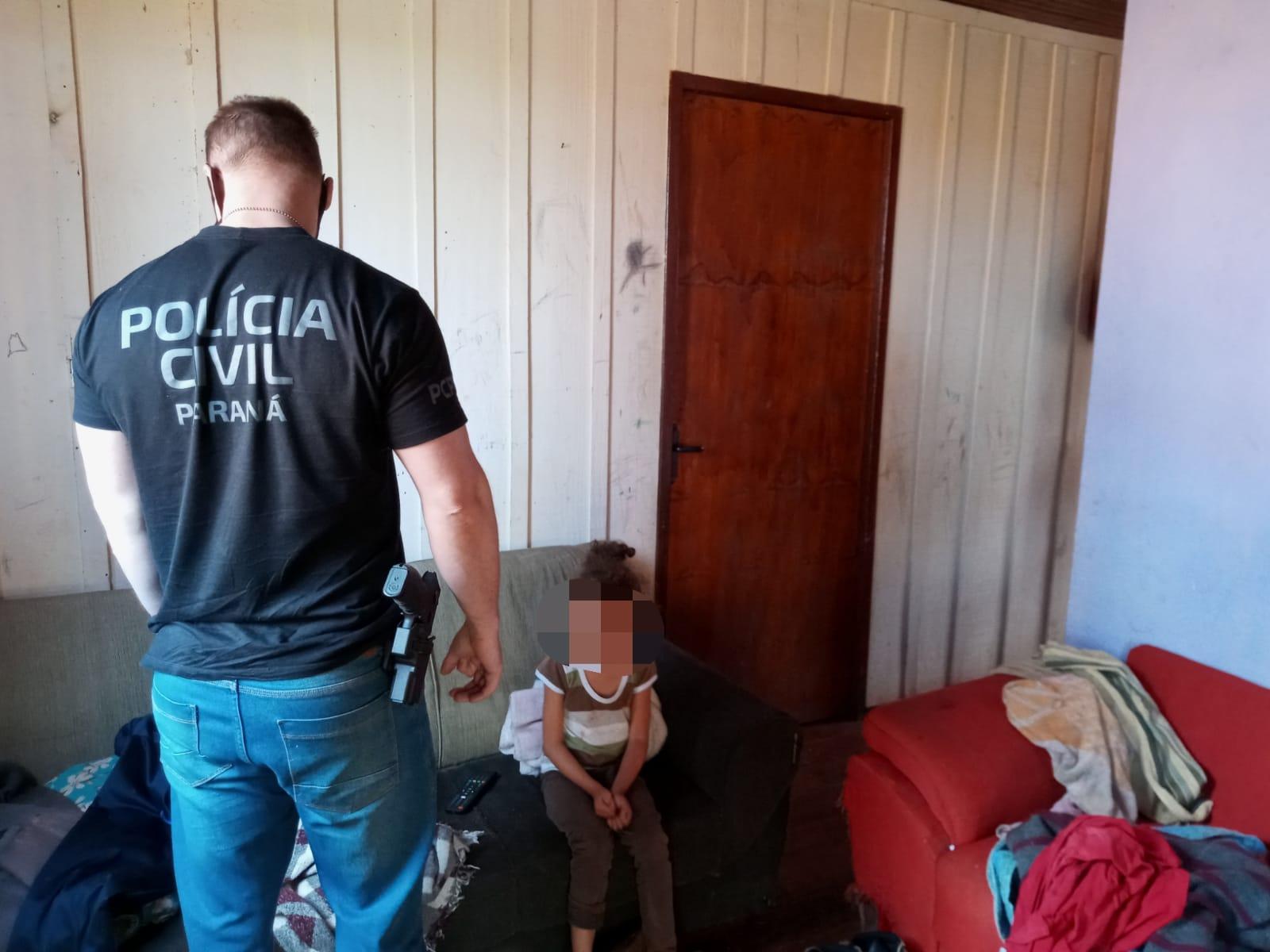 Polícia prende mãe por abandono de incapaz na Terra Nova