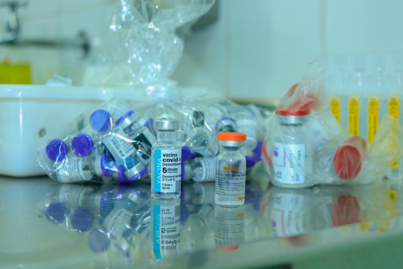 Tibagi recebe mais 226 doses de vacinas contra a Covid-19