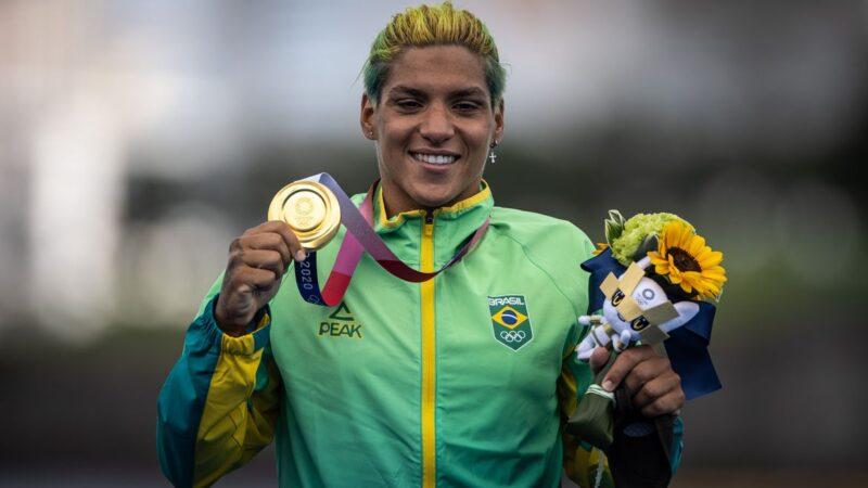 Brasil chega a 15 medalhas e pode bater o seu recorde