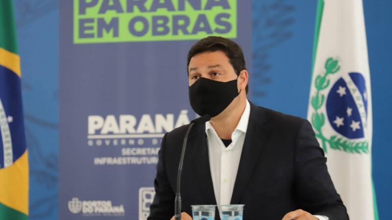 Paraná projeta redução de 50% nas tarifas dos pedágios com nova concessão, diz secretário