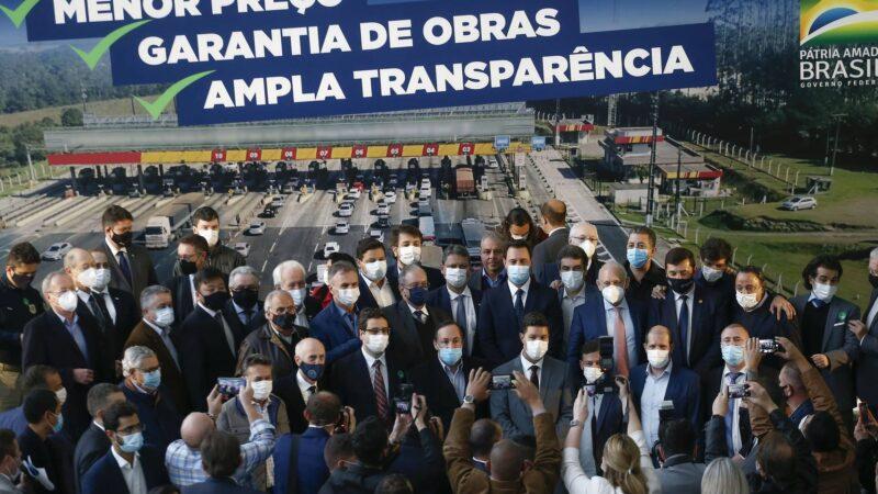 Tarifa baixa, transparência e obras: novo pedágio paranaense vira modelo para o País