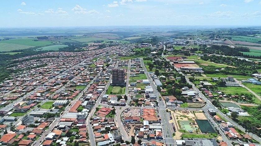 Carambeí é o município que mais cresceu em porcentagem de habitantes nos Campos Gerais