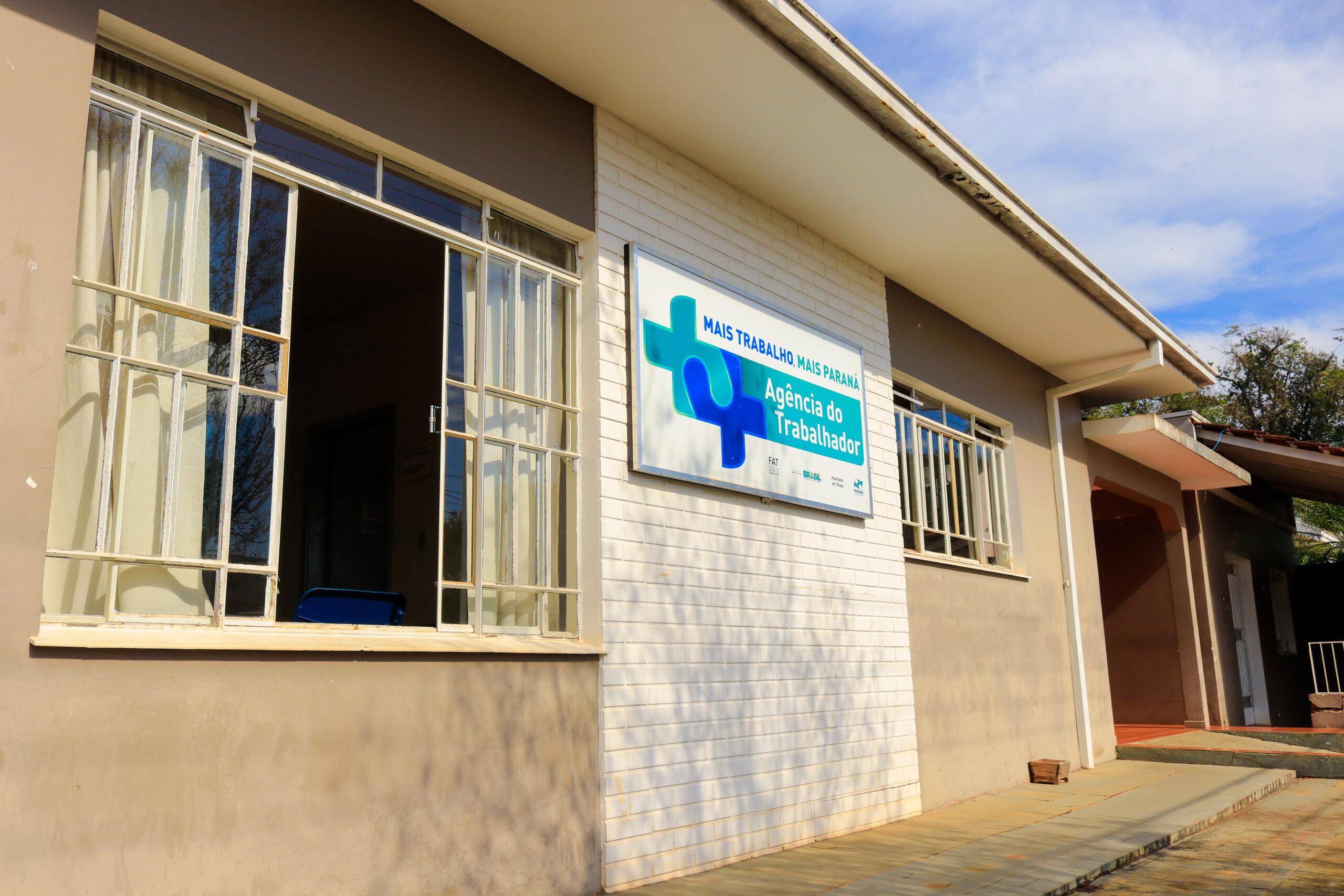 Agência do Trabalhador de Tibagi está com mais de 20 vagas abertas