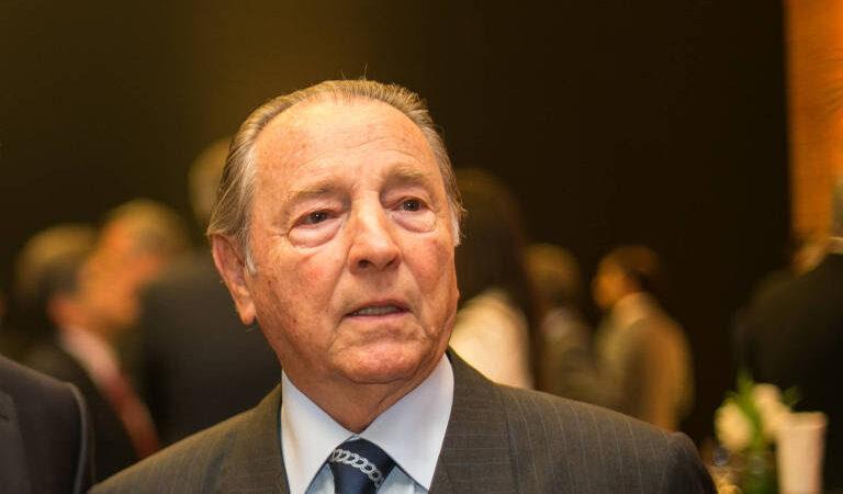 Morre Armando Klabin, presidente do Conselho de Administração da Klabin
