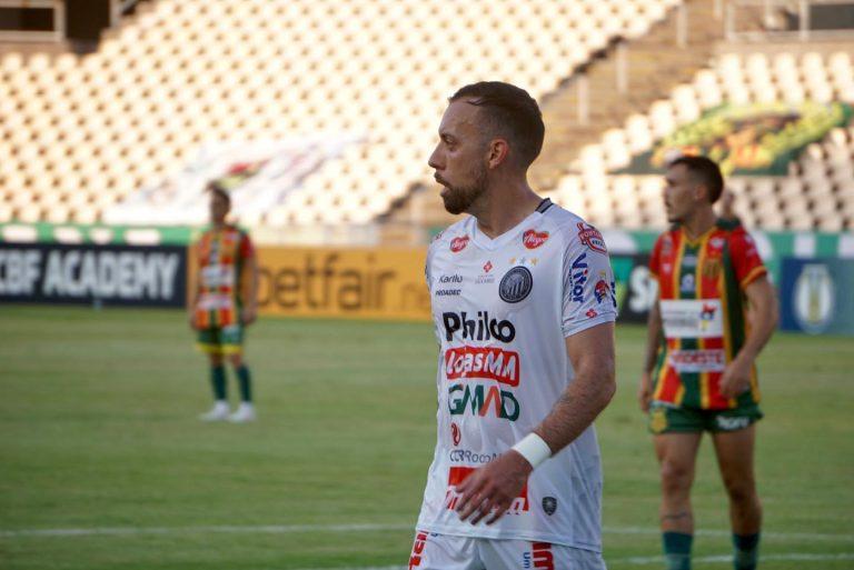 Sem gols, Operário empata com o Sampaio Corrêa pela Série B