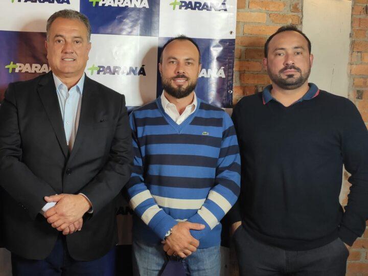 Plauto Miró Guimarães Filho, Rafael Mansani e Henrique Carneiro