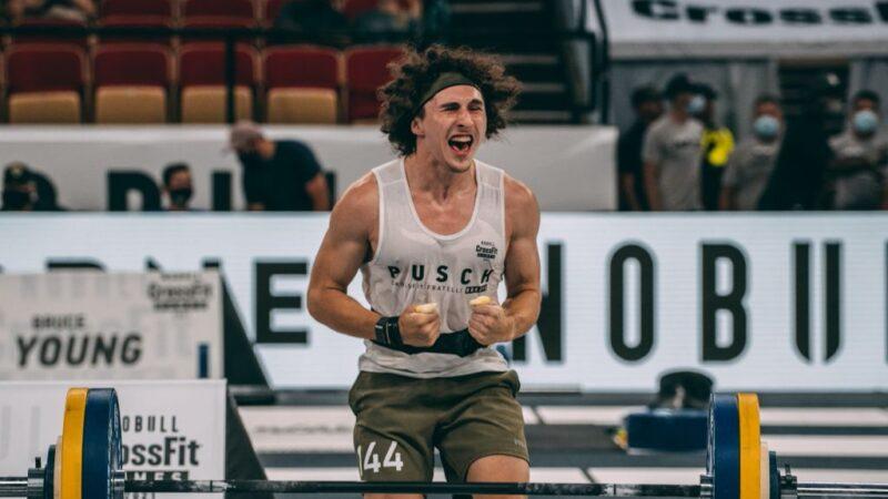Medalhista no CrossFit Games 2021 promove workshop em Castro