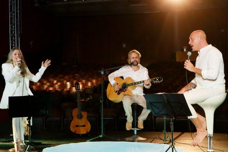 FUC realiza apresentação em homenagem a Gilberto Zardo e Fernando Durante