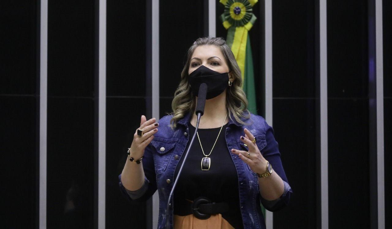 Deputada Aline defende manutenção do marco temporal de terras indígenas