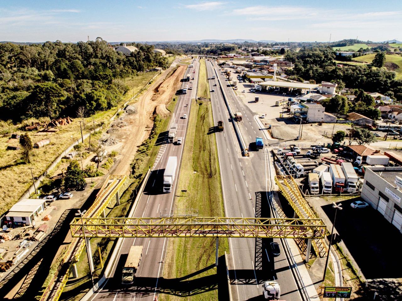 CCR Rodonorte estima tráfego de 430 mil veículos durante o feriado prolongado da Independência