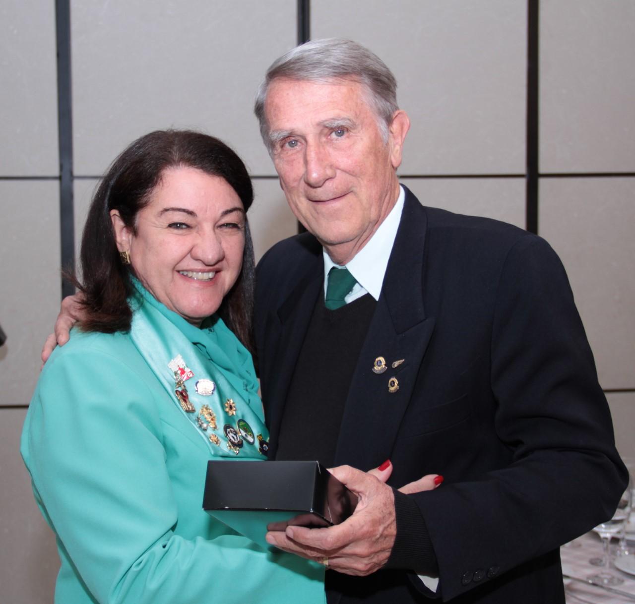Izabel Cristina e Jordão Balhs de Almeida Neto
