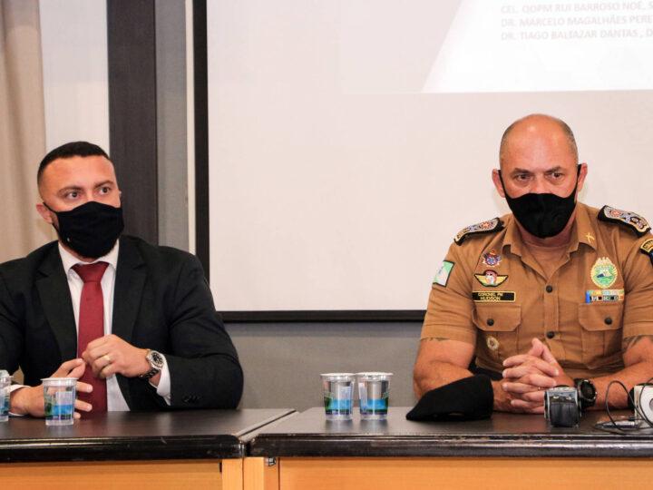 Envolvidos em tentativa de latrocínio de PM são localizados em operação conjunta na Capital