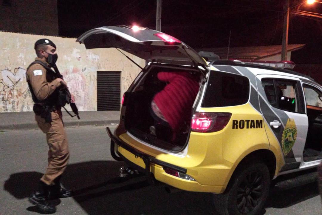 Em 52 dias, PM prende 1.080 pessoas com mandados em aberto no Paraná
