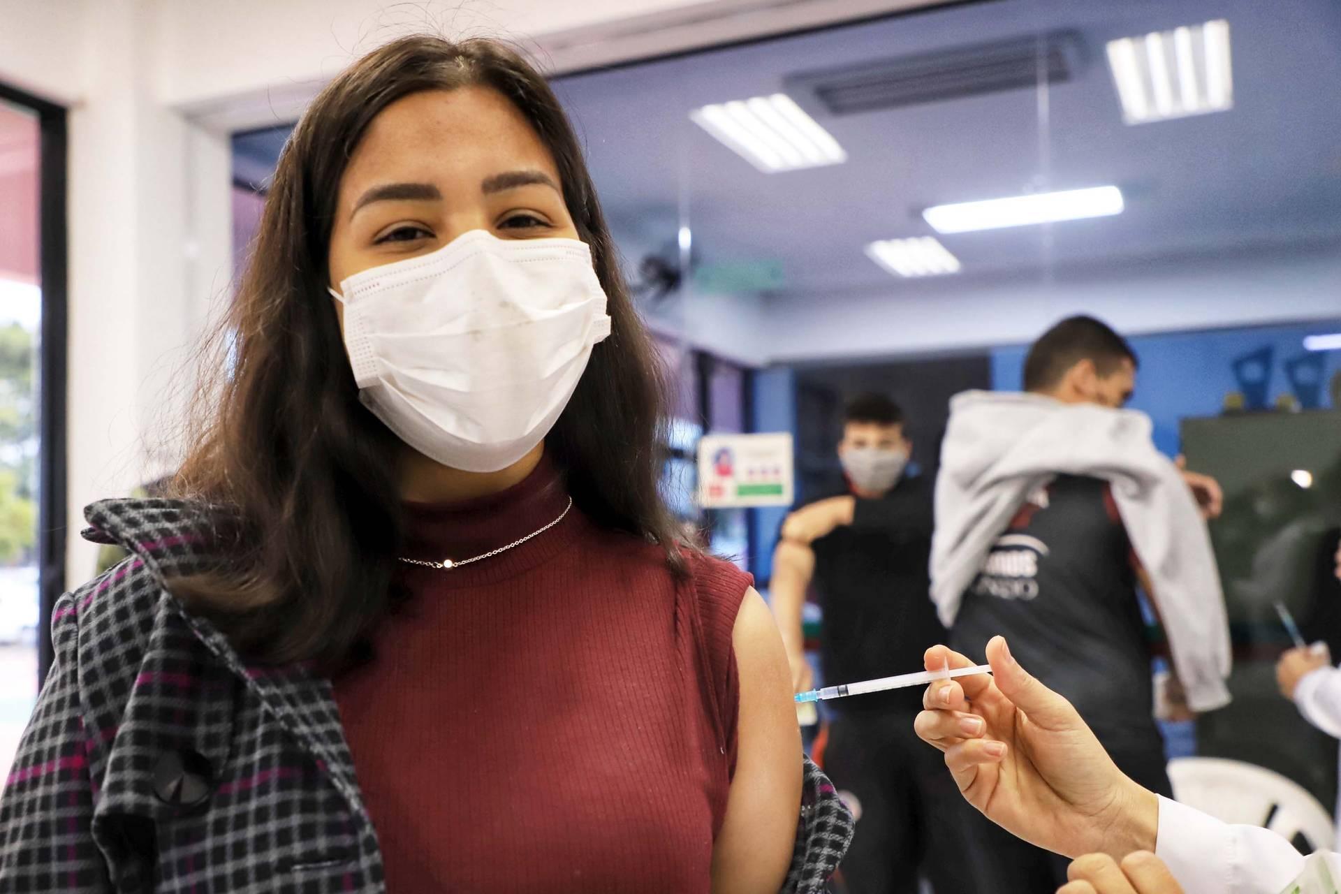 80% dos adolescentes de Toledo já receberam a primeira dose da vacina contra a Covid-19