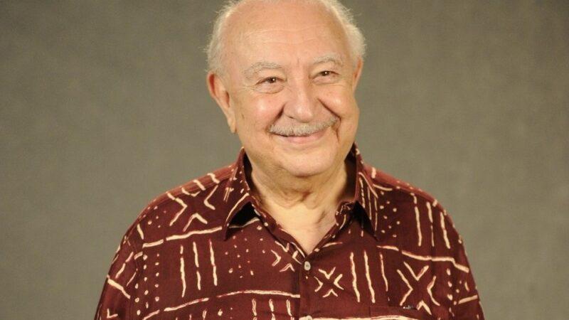 Morre o ator Sérgio Mamberti, aos 82 anos
