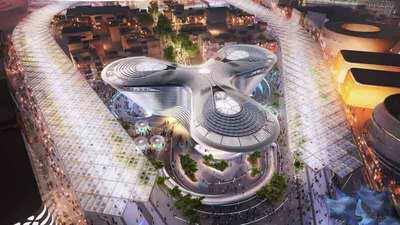 Comitiva da AMCG participa da Expo Dubai