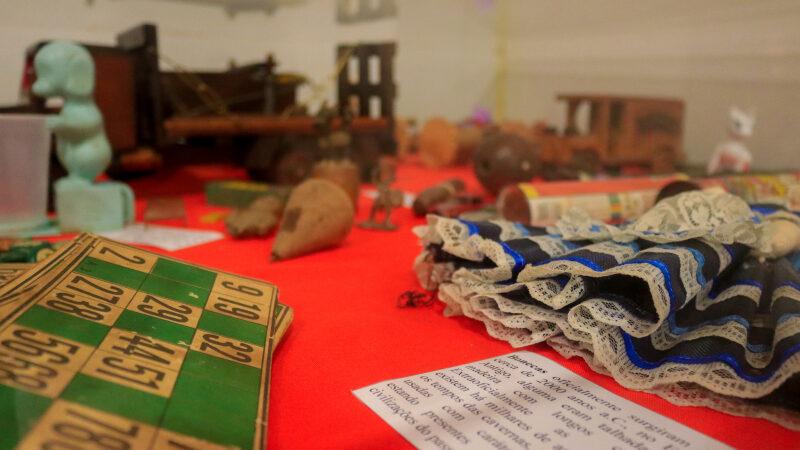 """Museu de Tibagi abre exposição """"Brincando e Aprendendo"""""""