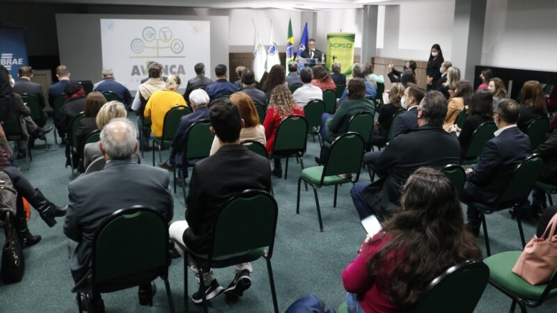Avança Campos Gerais é institucionalizado com foco na melhoria dos ambientes de negócios