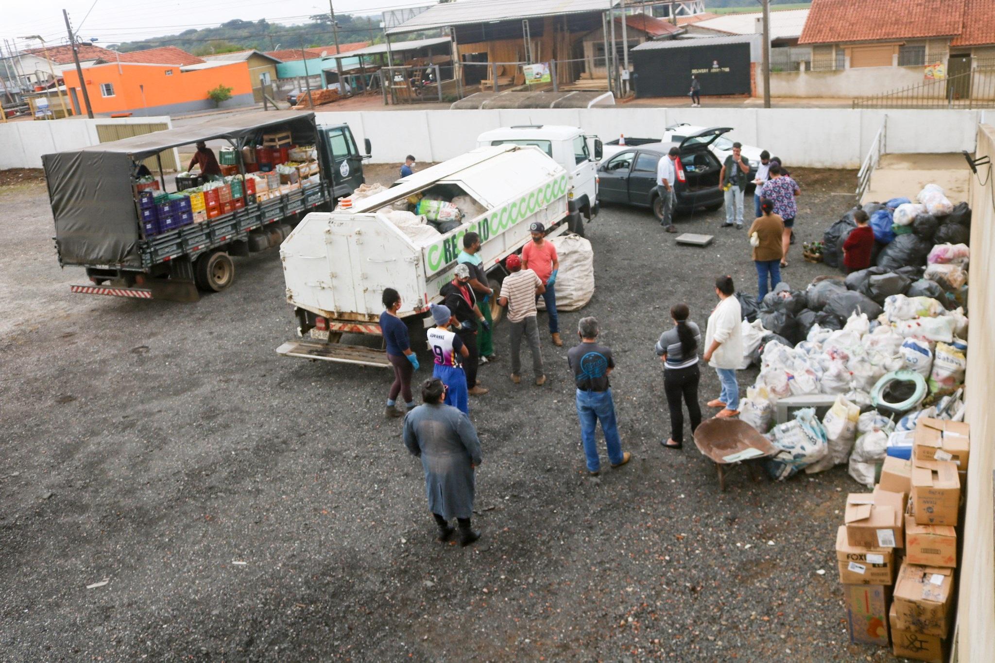 Programa Feira Verde já retornou em Carambeí