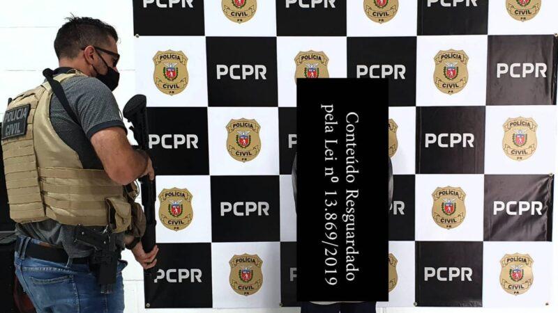 Civil de Castro prende homem por estuprar criança de 9 anos em 2012