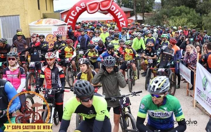 Campeonato Castrense de MTB acontece neste domingo