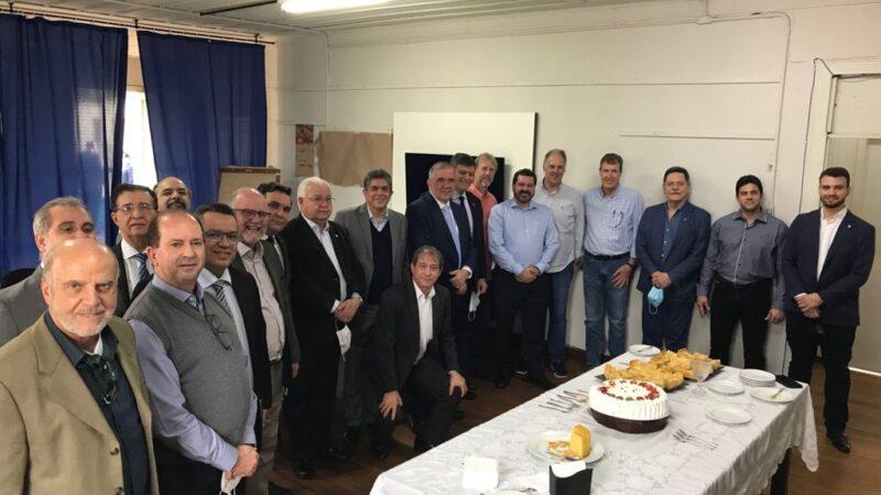 Celebrados aniversários do IC e Mackenzie em Castro