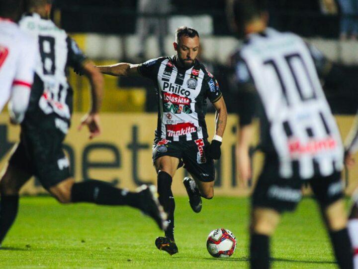 Operário enfrenta o campeão do Paranaense neste sábado pela Série B