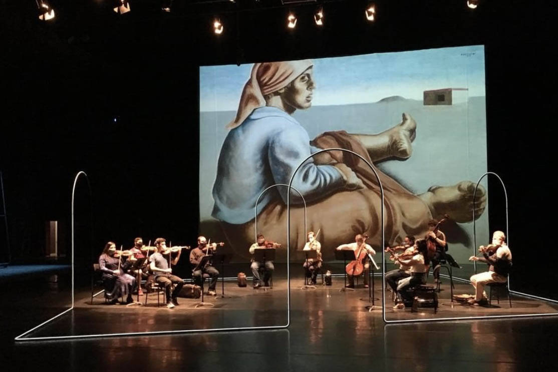 Orquestra Sinfônica apresenta concertos virtuais