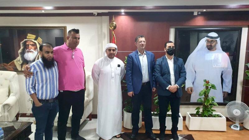 Expo Dubai: Paraná encerrou missão comercial com representante de fundo árabe