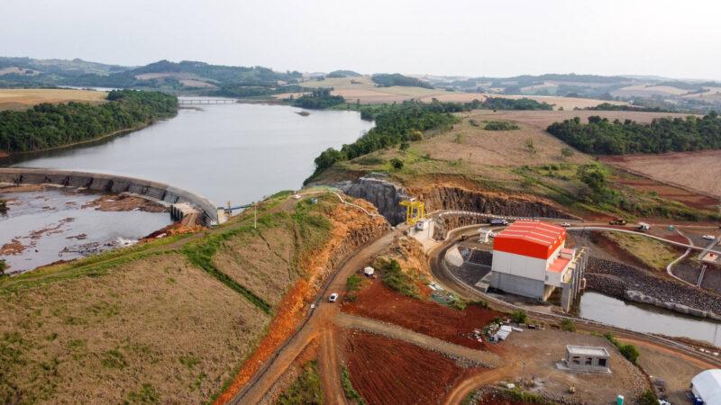 Copel inaugura hidrelétrica no Paraná que reforça geração de energia renovável