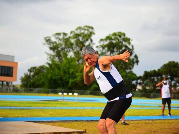Paraná conquista 21 medalhas no campeonato brasileiro de atletismo master