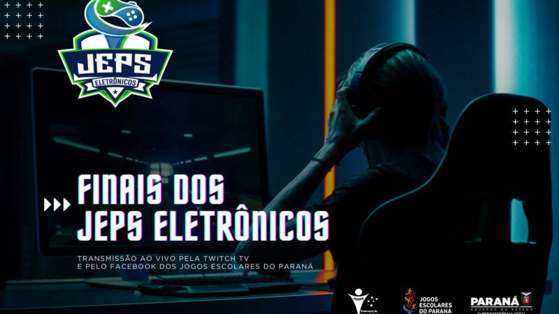 Jogos Escolares Eletrônicos terão final com transmissão ao vivo