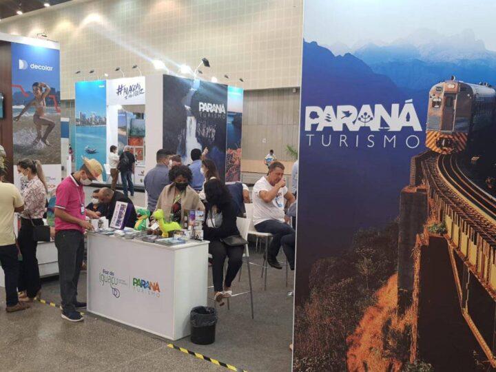 Paraná Turismo aponta retomada consistente das atividades do setor