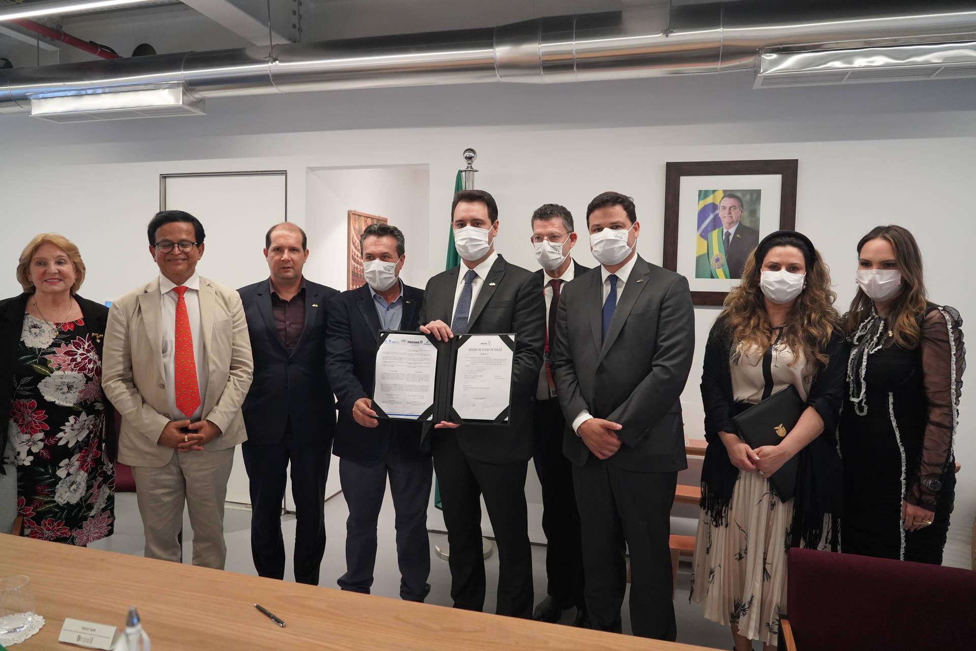 Paraná reforça adesão a campanhas da ONU para o desenvolvimento sustentável