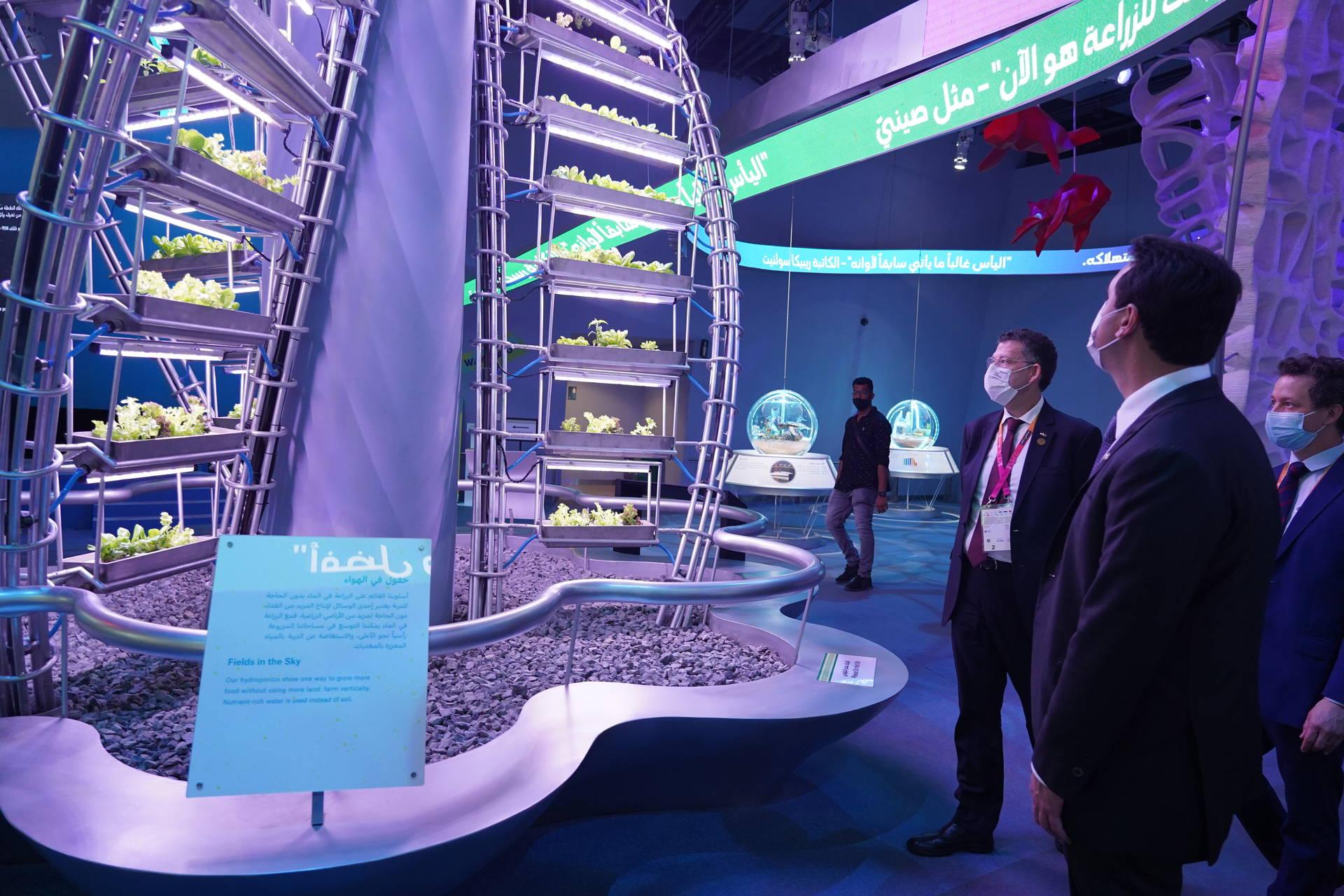 Ratinho Junior apresenta Paraná à Câmara de Comércio e Indústria de Abu Dhabi